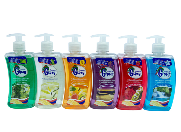 Sanita Gipsy Antibacterial Liquid Soap